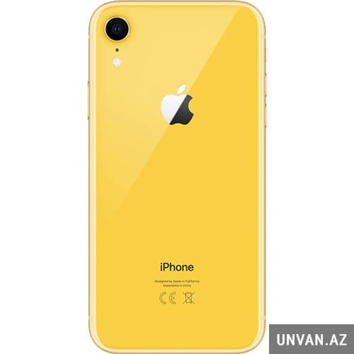 Apple iPhone XR (3GB, 128GB, Yellow) telefon