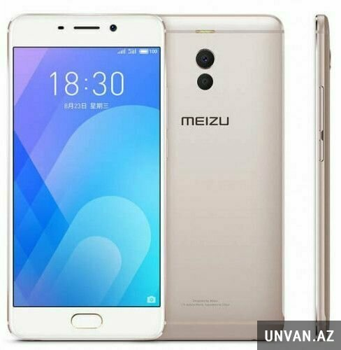 Meizu M6 Note (4GB, 64GB, Gold)