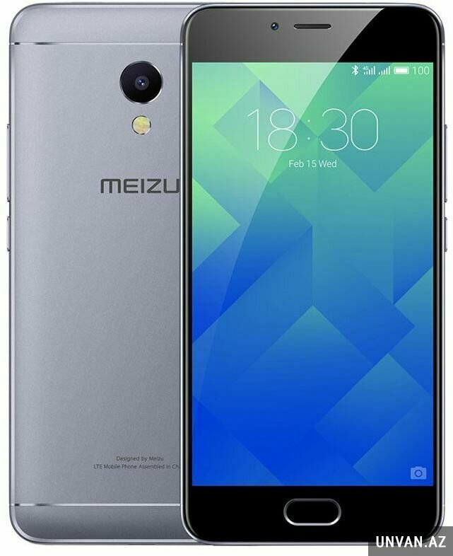 Meizu M5s (3GB, 16GB, Stay Gray)