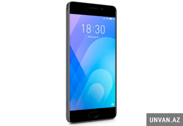Meizu M6 Note (3GB, 32GB, Black)