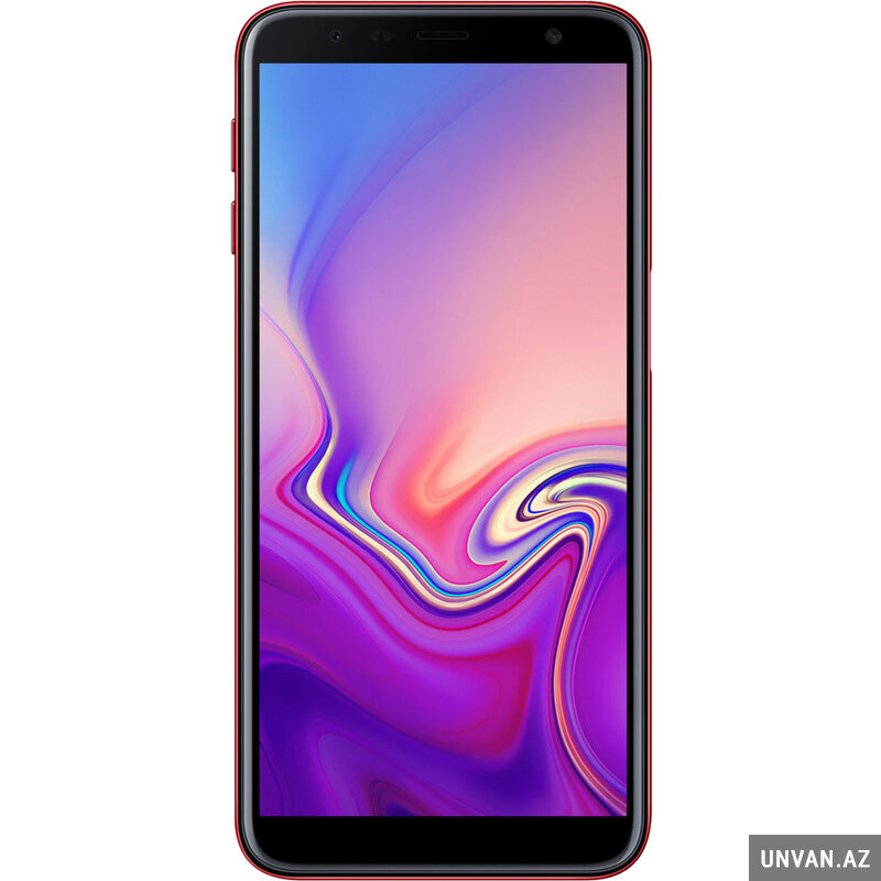 Samsung Galaxy J6 Plus (3GB, 32GB, Red) telefon