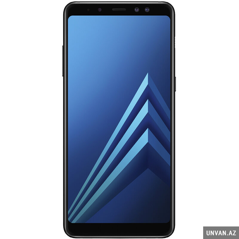 Samsung Galaxy A8 2018 (4GB, 32GB, Black) telefon