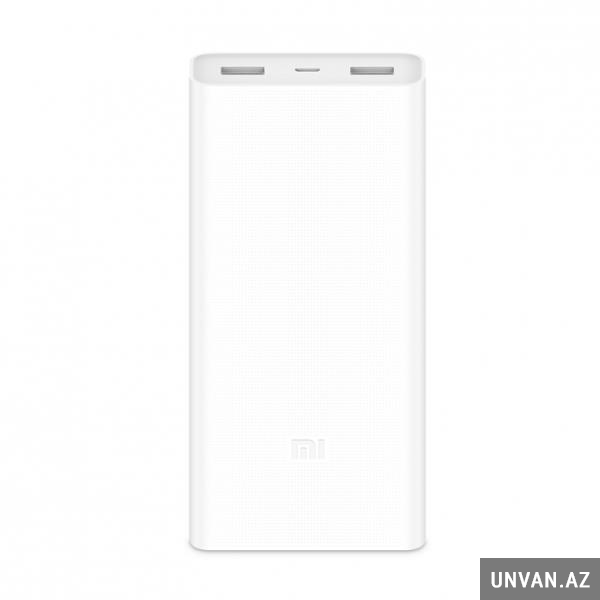 Xiaomi Power Bank 2C (20000mAh) telefon