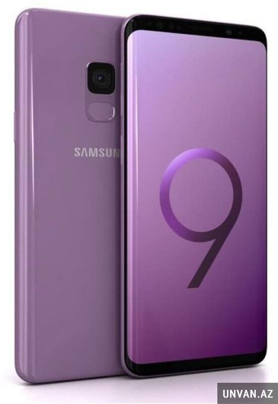 Samsung Galaxy S9 (4GB, 64GB, Lilac Purple) telefon