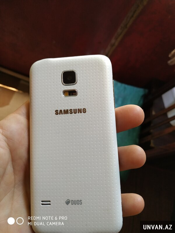 Samsung S5 mini 16gb telefon