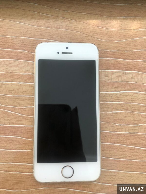 Iphone 5s gold telefon