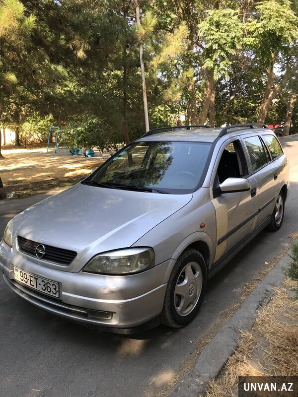 Opel Astra 1998 il, 1800 motor