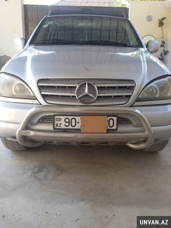 Mercedes ML 320 2000 il, 3200 motor