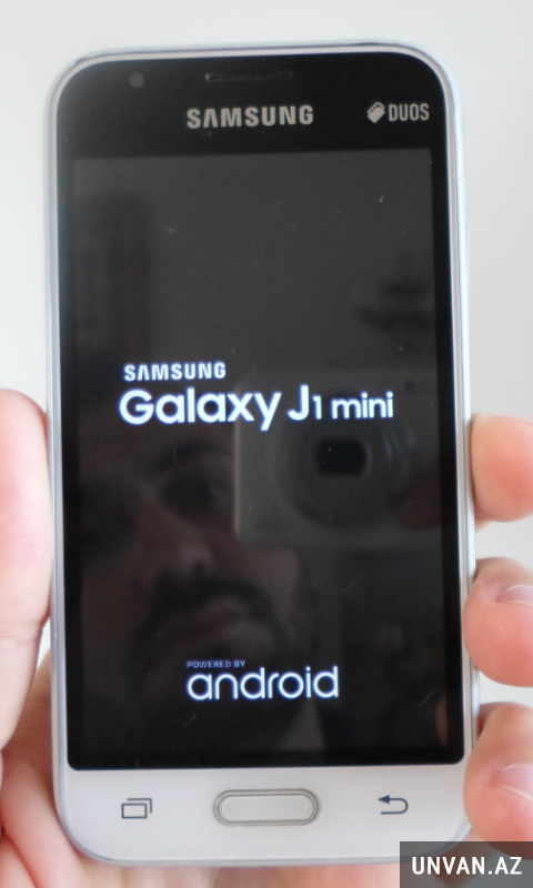 Samsung Galaxy J1mini telefon