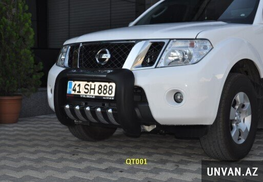 NAVARA ATLAS FRONT GUARD QT001
