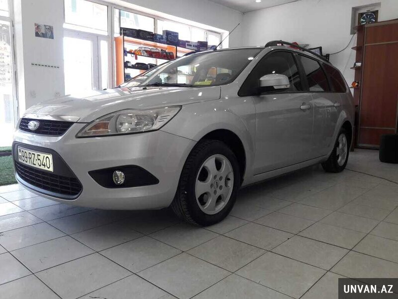 Ford Focus 2008 il, 1600 motor