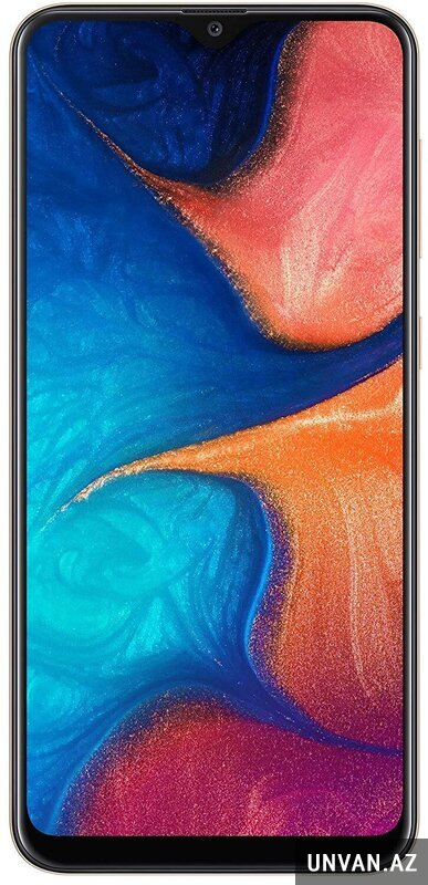 Samsung Galaxy A20 (3GB, 32GB, Gold) telefon
