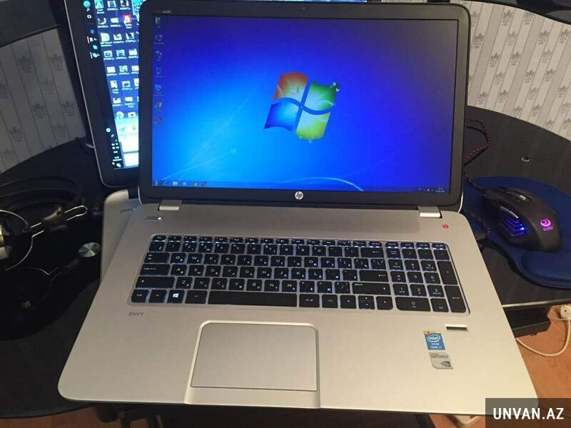 HP envy Core i7 4700MQ+8 gb ram /NVIDIA 4 gb