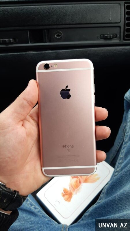 iphone 6s rose gold telefon