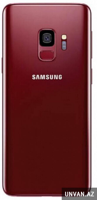 Samsung Galaxy S9 (4GB, 64GB, Burgundy Red) telefon