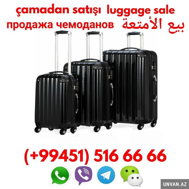 Luggage sale Baku