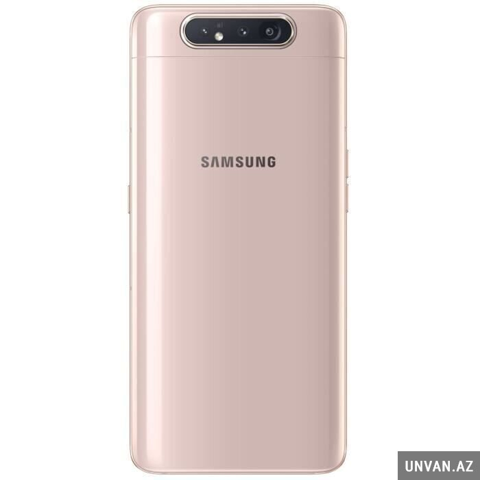 Samsung Galaxy A80 (8GB, 128GB, Gold) telefon