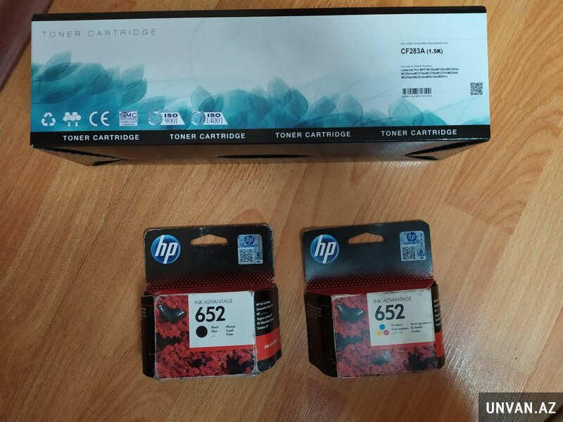 katric HP 652, CF283 A