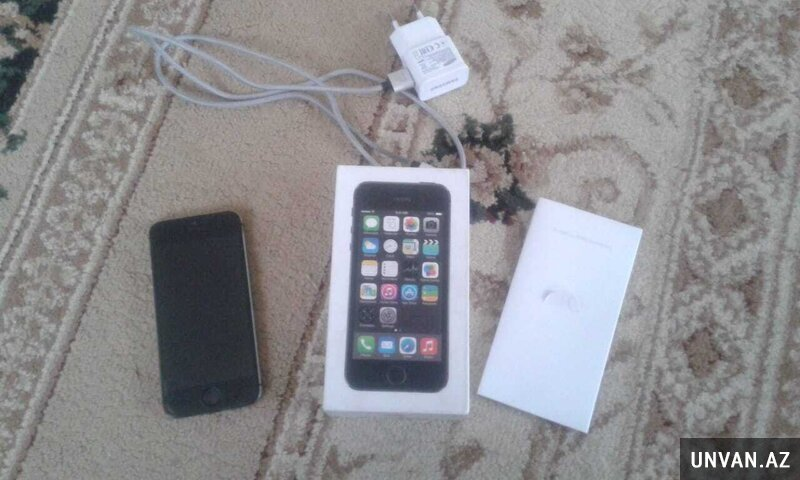 Apple iPhone 5s telefon