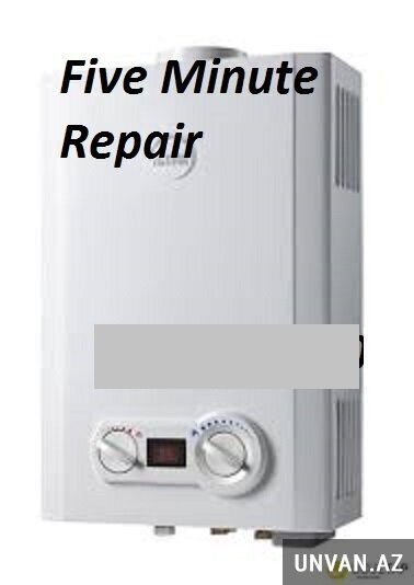 Five-Minute Repair at Home