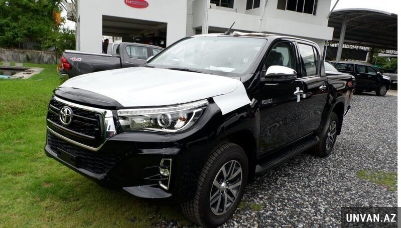 Toyota Hilux 2020 il, 24 motor
