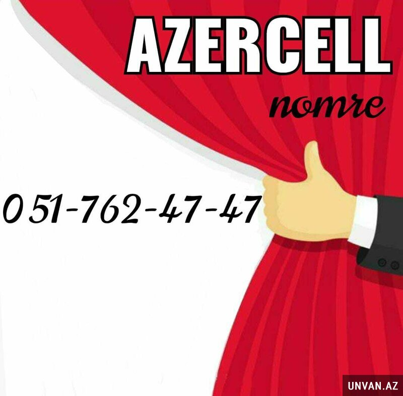 Azercell 051-762-47-47