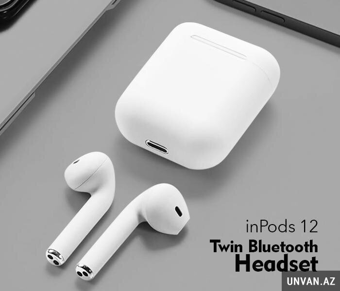 inpods 12 bluetooth qulagliq