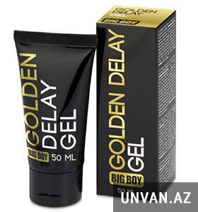 """Golden delay gel"""