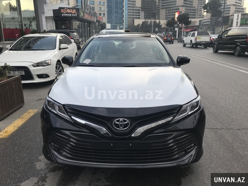 Toyota Camry 2019 il, 2 motor