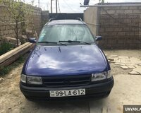 Opel Astra  1996 il, 1600 motor