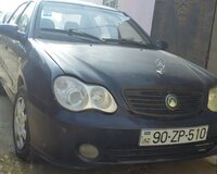 Geely CK  2006 il, 1500 motor