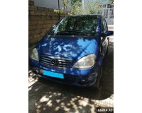 Mercedes A 160  1999 il, 1 motor