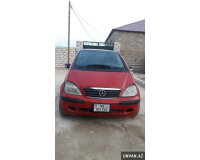 Mercedes A 160  2004 il, 101 motor