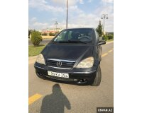 Mercedes A 160  2001 il, 1600 motor