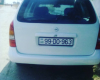Opel Astra  2002 il, 1 motor
