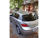 Opel Astra  2006 il, 1400 motor