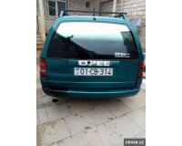 Opel Astra  1997 il, 16 motor