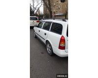 Opel Astra  1998 il, 18 motor
