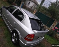 Opel Astra  2001 il 1800 motor