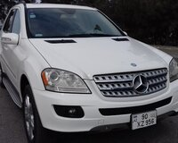 Mercedes ML 350  2007 il, 3 motor