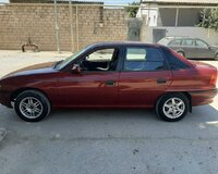 Opel Astra  1993 il, 1400 motor