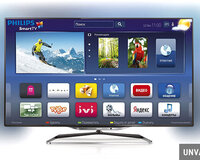 Fillips smart tv 3d