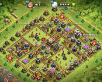 Clash if clans