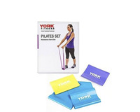 York Fitness pilates set