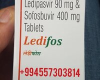 Ledifos (sofosbuvir400mg ledipasvir90mg) India