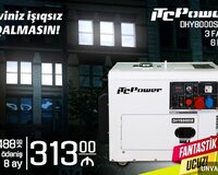 İTC Power DHY8000SE-3