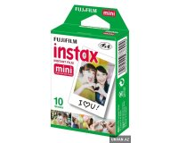 FUJI Instax Mini (Film) Plain 10 sheet