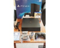 Sony PlayStation Pro 4 1TB Jet Black Console