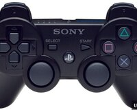 PS3 DualShock 3 Wireless Controller (Black)