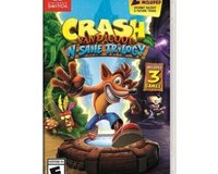 Nintendo Switch (Crash Bandicoot N.Sane Trilogy)